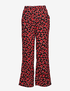 Julia Pants - 30 RED