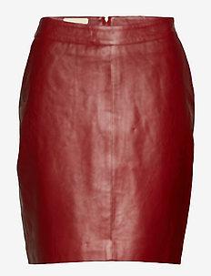 Aqua Skirt - RED
