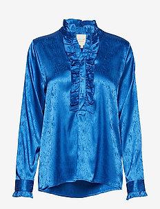 Franka Shirt - BLUE