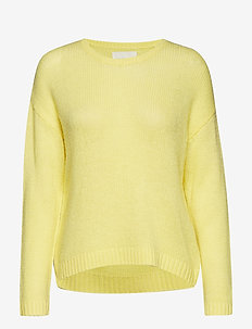 Nina Jumper - YELLOW