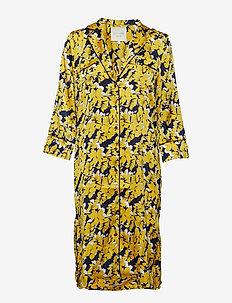 Ike Kimono - FLOWER PRINT