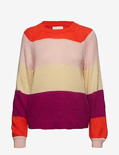 Lana  Jumper - ORANGE