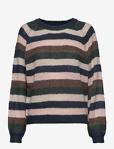 Lana  Jumper - STRIPE