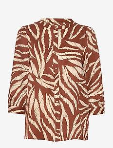 Amalie Shirt - HAZEL