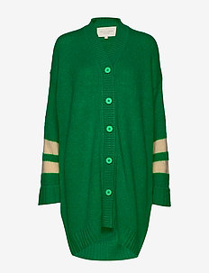 Abby Cardigan - GREEN