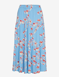 Morning Skirt - DUSTY BLUE
