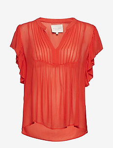 Isabel Top - ORANGE