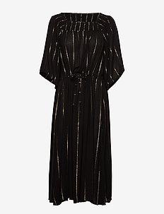 Gerda Dress - BLACK