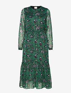 Anastacia Dress - GREEN