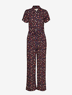 Millie Jumpsuit - DOT PRINT