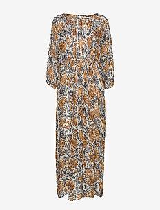 Gudrun Dress - FLOWER PRINT