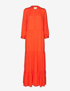 Nee Dress - ORANGE