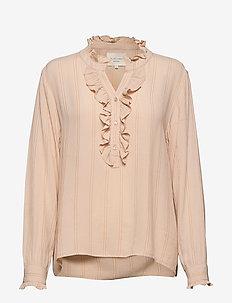 Franka Shirt - DUSTY ROSE