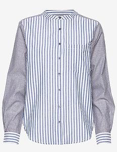 Iris Shirt - BLUE