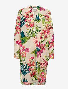 Lucca Shirt - FLOWER PRINT