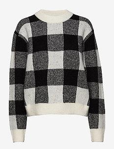 Ameli Jumper - swetry - black