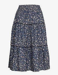 Morning Skirt - FLOWER PRINT