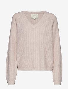 Aliza Jumper - trøjer - baby pink