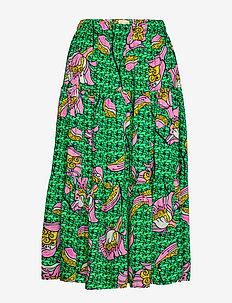 Morning Skirt - dark green