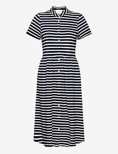 Aliya Dress - paitamekot - dark navy