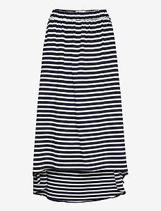 Roar Skirt - spódnice do kolan i midi - dark navy