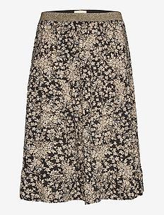Benson Skirt - spódnice do kolan i midi - flower print