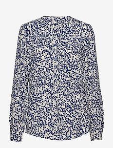 Singh Shirt - pitkähihaiset paidat - flower print