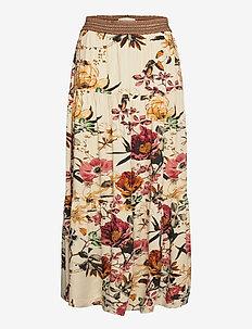 Bonny Skirt - spódnice do kolan i midi - flower print