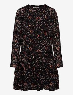Gili Dress - krótkie sukienki - flower print