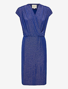 Victoria Dress - cocktailkjoler - blue