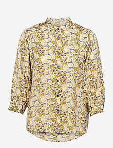 Ralph Shirt - langærmede skjorter - flower print