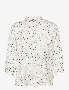 Ralph Shirt - langærmede bluser - creme
