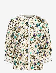 Ralph Shirt - langærmede bluser - flower print