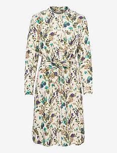 French Dress - sommerkjoler - flower print