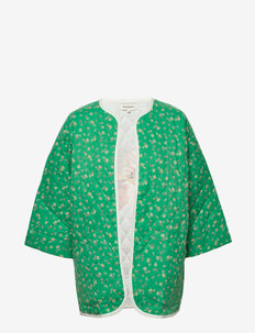 Lulu Kimono - kimonos - green