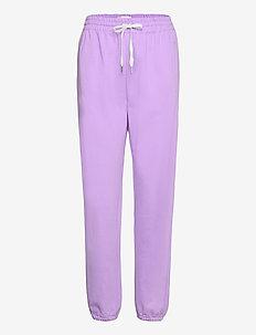 Mona Pants - spodnie dresowe - purple