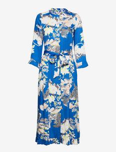 Harper Dress - hverdagskjoler - 20 blue