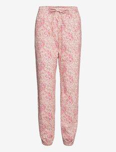 Mona Pants - hosen casual - 74 flower print