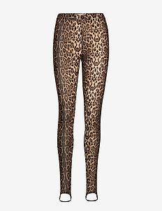 Dolly Leggings - leggings - leopard print