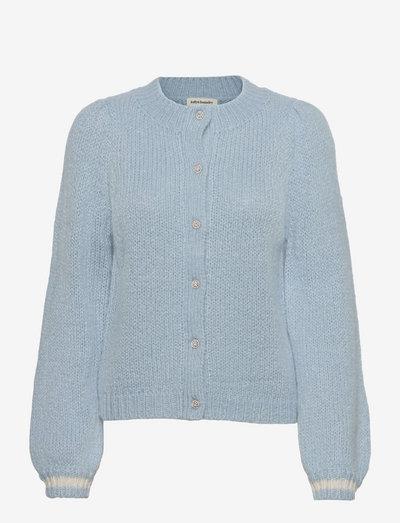 Pippa Cardigan - cardigans - light blue