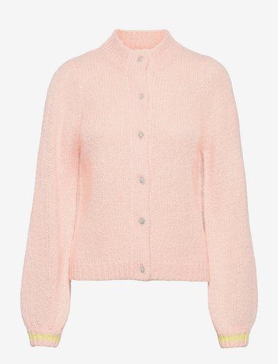 Pippa Cardigan - cardigans - light pink