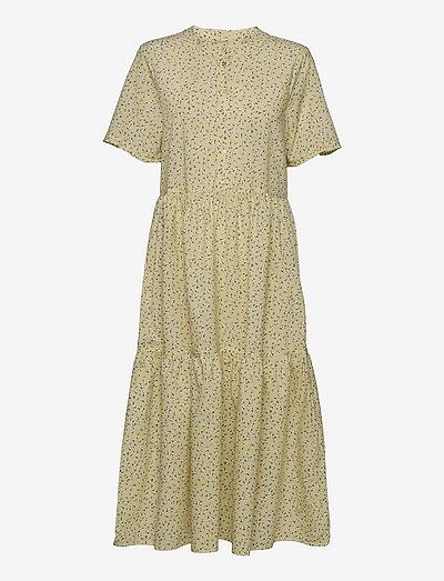Fie Dress - summer dresses - light yellow