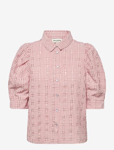 Bono Shirt - short-sleeved shirts - dusty rose