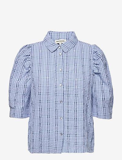 Bono Shirt - short-sleeved shirts - light blue