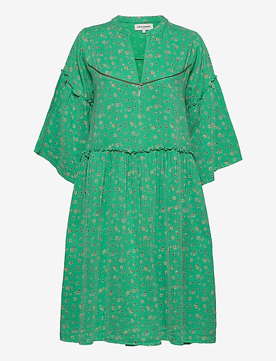 Feline Dress - kesämekot - green