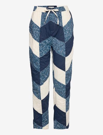 Bill Pants - casual bukser - 02 creme