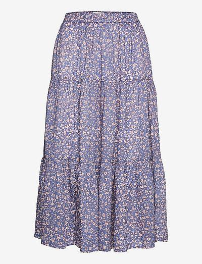 Morning Skirt - maxi nederdele - 20 blue