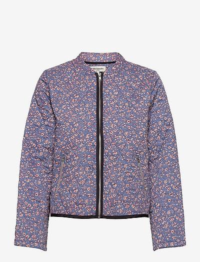 Emilia Jacket - quilted jackets - 20 blue
