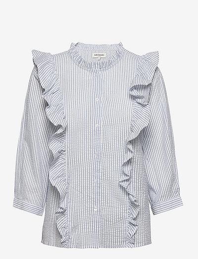 Hanni Shirt - long-sleeved shirts - 80 stripe
