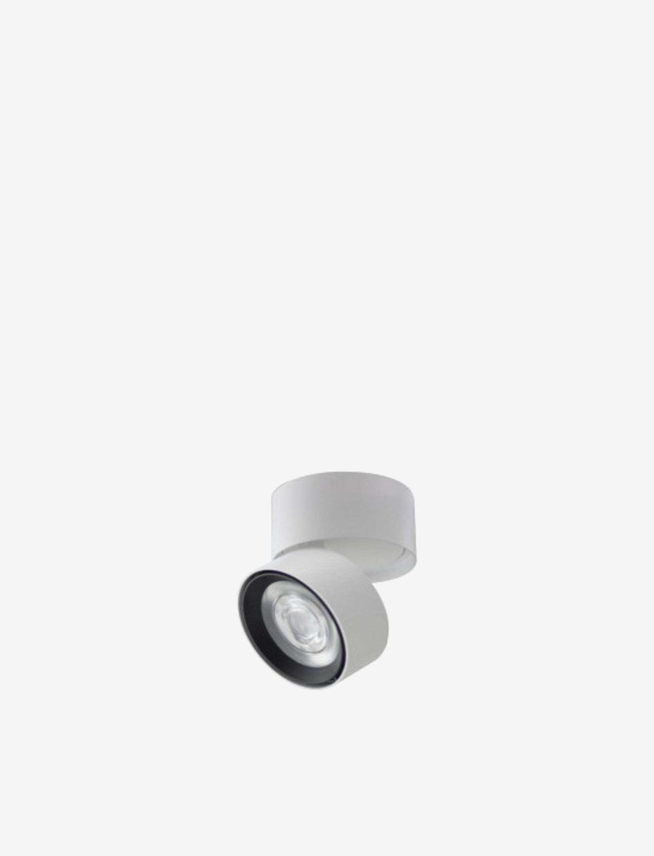 LOOM design - RAY SPOT LARGE WHITE - taklamper - white - 0